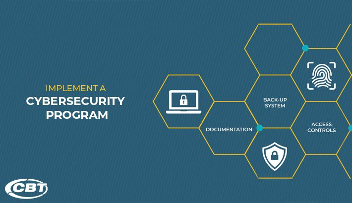 Picture for category How to Implement a Cybersecurity Program
