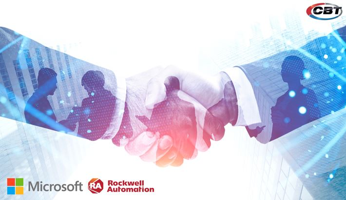 Picture for category Microsoft Partners with Rockwell Automation
